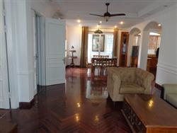 Beautifull 3 bedrooms apartment in Yen phu Village Tay Ho dist., available for rent
