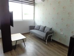 Modern and luxurious one bedroom apartment in Quan Thanh street.Ba Dinh dist,..available for rent (Vn)