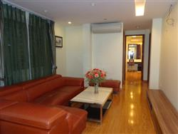 three bedrooms quiet apartment in Giang Vo, Ba Dinh dits.,  to rent