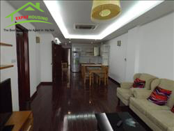 Beautiful 3 beds apartment in Xuan Dieu for rent with view over looking WestLake,TayHo,Ha Noi