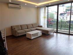 lake view 2 bedrooms apartment for rent in Tay Ho