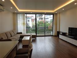 Beautifull 2 bedrooms apartment in Yen phu Village Tay Ho dist., available for rent
