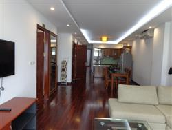 lake view 3 bedrooms apartment for rent in Tay Ho