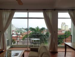 3 Bedrooms Service Apartment in To Ngoc Van, Tay Ho, Ha Noi