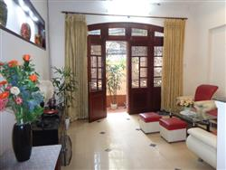 Ba Dinh four Bedrooms house available for rent