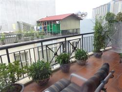 Lake view, Beautiful 2 Bedrooms, Service Apartments in Nam Trang , Ha Noi