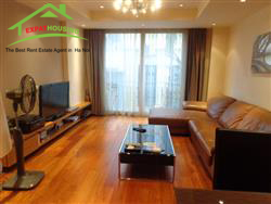 Modern and good disign, 2 bedrooms, Apartment  at 4 fllors in  To Ngoc Van, Tay Ho, Ha Noi (Fr)