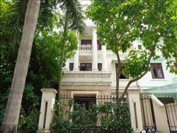 5 bedrooms,big side villa in Block C7,Ciputra,Tay Ho,Ha Noi available for rent