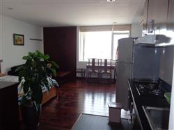 beautiful studio apartment on hight floor  for rent in Truc Bach area