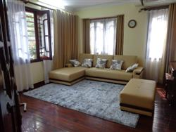 Beautiful furnished house in Tay Ho with 3 bedrooms