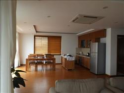 Hight floor 3 bedrooms apartment for rent in Tay Ho