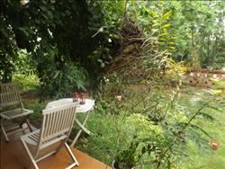 garden house two bedrooms in An Duong Tay Ho,Ha Noi available for rent (Fr)