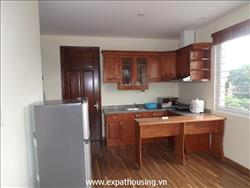 two bedrooms apartment  in 5B Phan Huy Chu ,Hoan Kiem dist., available for rent