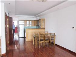 Apartment in Xuan Dieu 2600 USD(Fr)