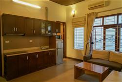 Quiet and modern one bedroom apartment available for rent