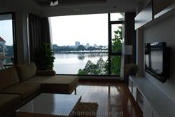 Spacious two bedrooms apartment for rent in Nam Trang street, Ba Dinh ,Ha Noi